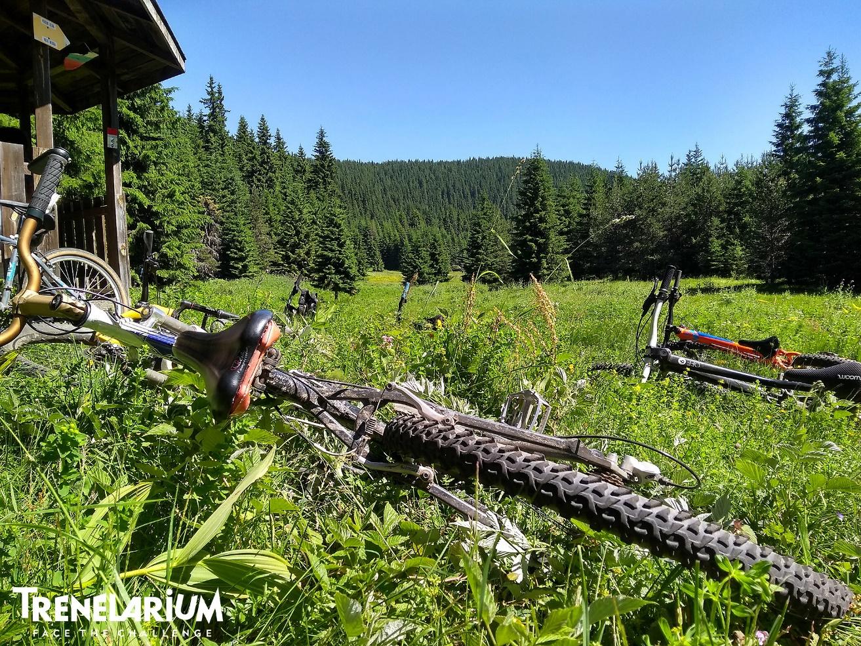 12 Почивка на прекрасна поляна под Персенк