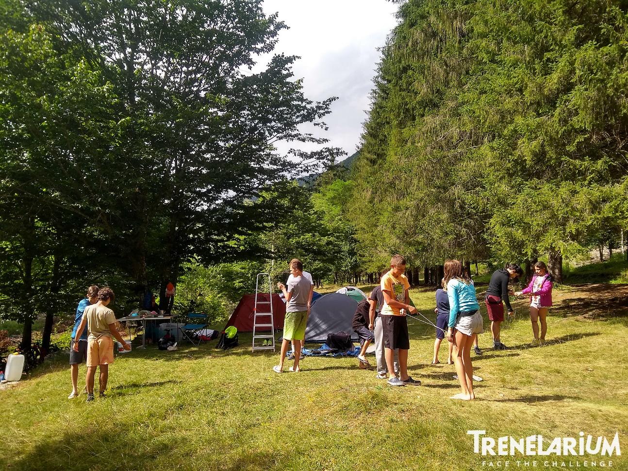 20 Следобедни игри в лагера
