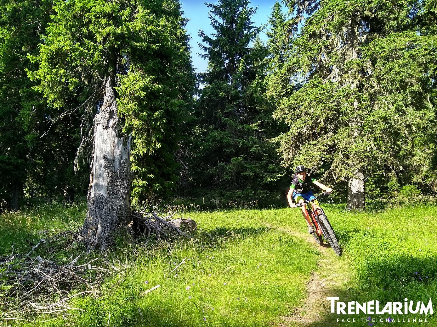 8 Прекрасно технично спускане към Пампорово